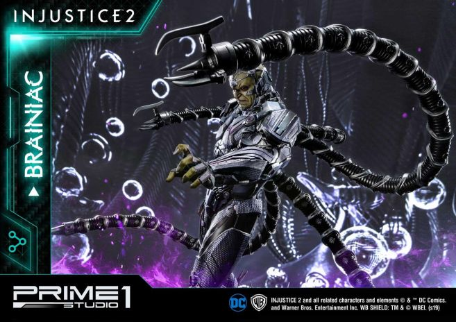 Prime 1 Studio - Injustice 2 - Brainiac - 35