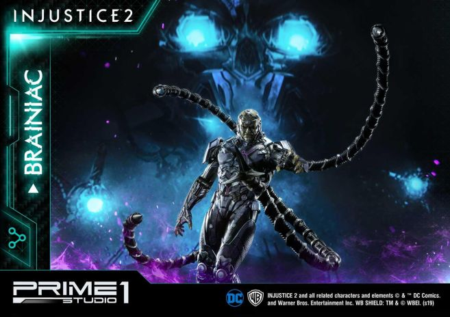 Prime 1 Studio - Injustice 2 - Brainiac - 39