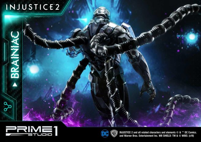 Prime 1 Studio - Injustice 2 - Brainiac - 40