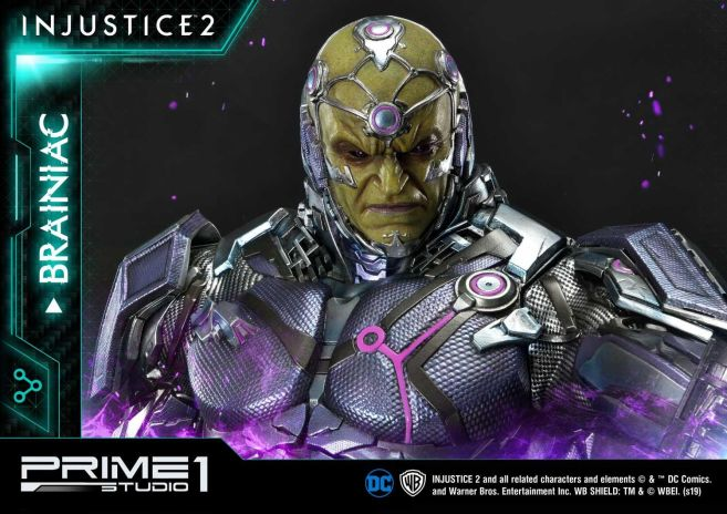 Prime 1 Studio - Injustice 2 - Brainiac - 43