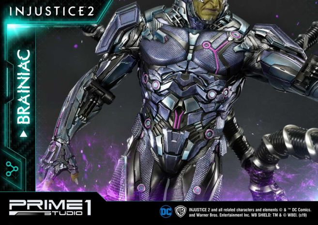 Prime 1 Studio - Injustice 2 - Brainiac - 45