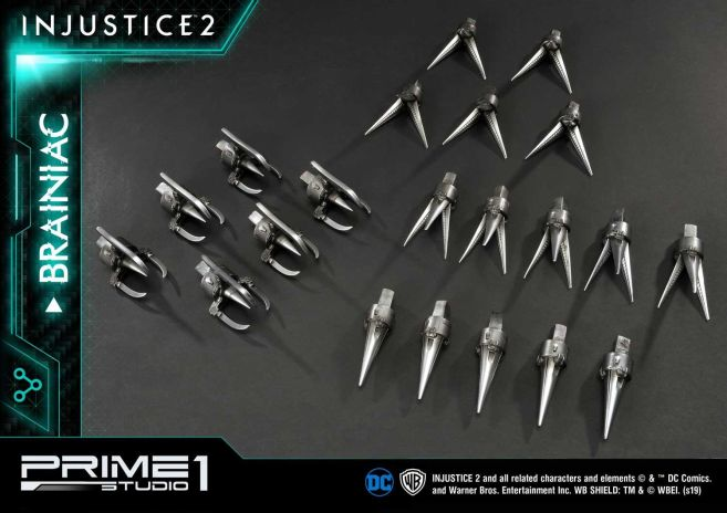 Prime 1 Studio - Injustice 2 - Brainiac - 56
