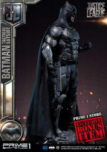 Prime 1 Studio - Justice League - Batman Tactical Batsuit - 04