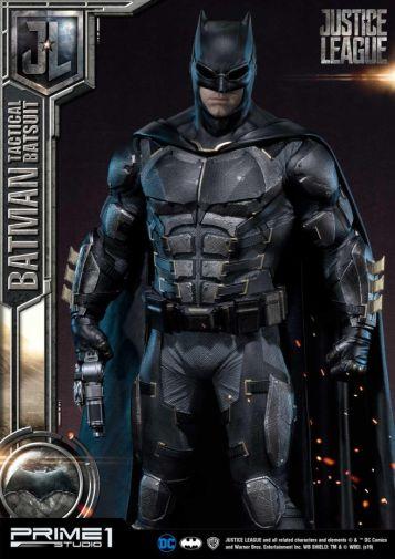 Prime 1 Studio - Justice League - Batman Tactical Batsuit - 32