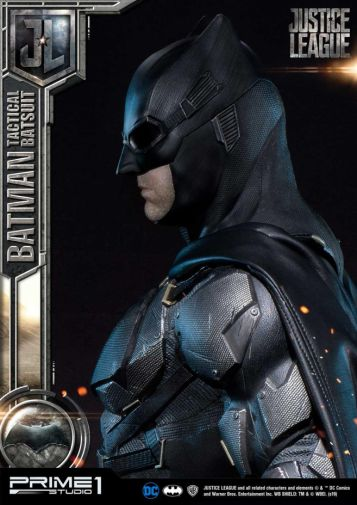 Prime 1 Studio - Justice League - Batman Tactical Batsuit - 38