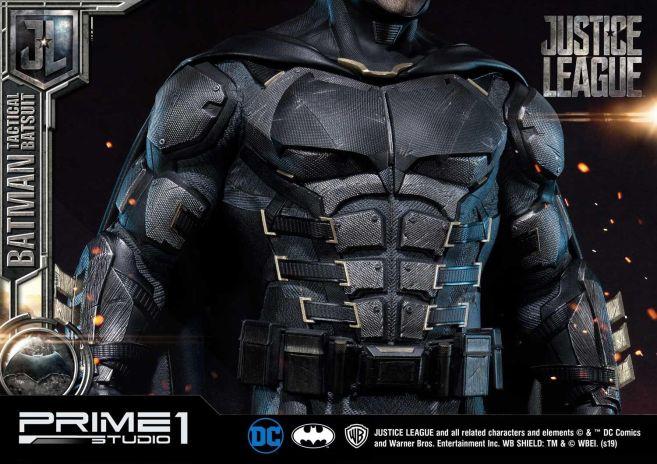 Prime 1 Studio - Justice League - Batman Tactical Batsuit - 43