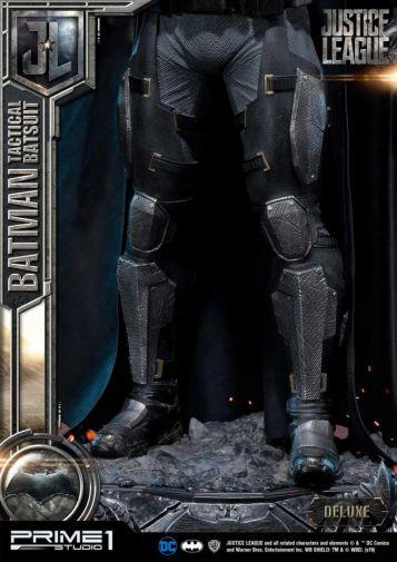 Prime 1 Studio - Justice League - Batman Tactical Batsuit - 44