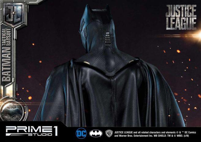Prime 1 Studio - Justice League - Batman Tactical Batsuit - 45