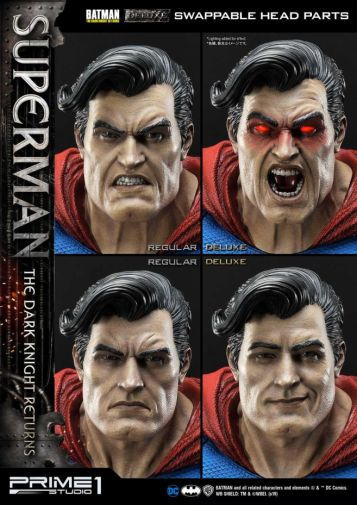 Prime 1 Studio - Superman - The Dark Knight Returns - 01