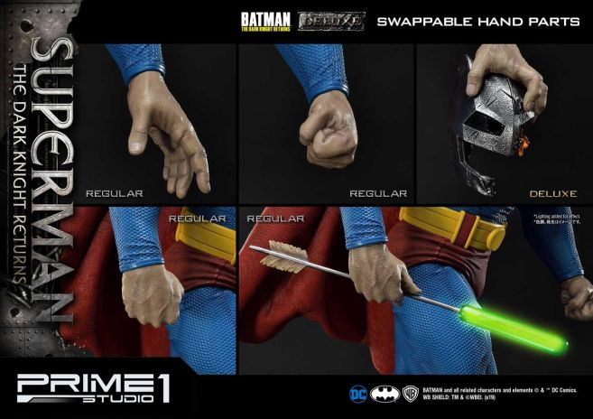 Prime 1 Studio - Superman - The Dark Knight Returns - 02