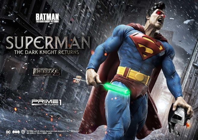 Prime 1 Studio - Superman - The Dark Knight Returns - 14