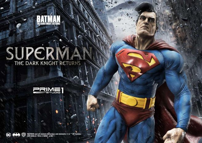 Prime 1 Studio - Superman - The Dark Knight Returns - 15