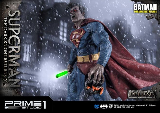 Prime 1 Studio - Superman - The Dark Knight Returns - 30