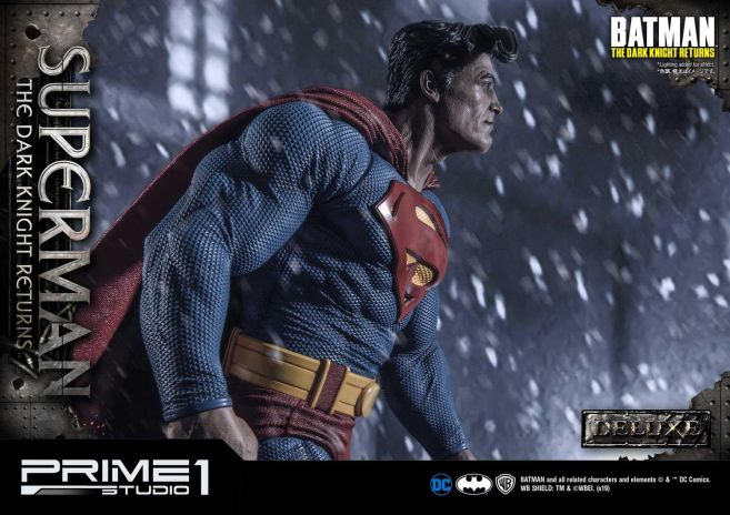 Prime 1 Studio - Superman - The Dark Knight Returns - 31