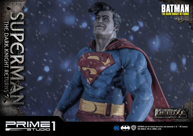 Prime 1 Studio - Superman - The Dark Knight Returns - 32