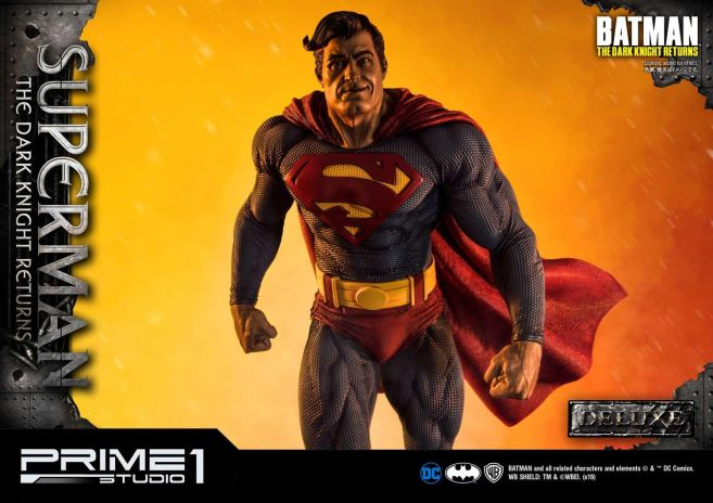 Prime 1 Studio - Superman - The Dark Knight Returns - 34