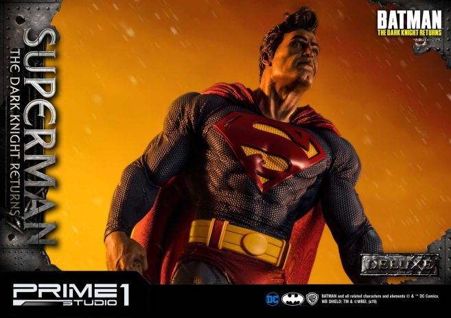 Prime 1 Studio - Superman - The Dark Knight Returns - 37