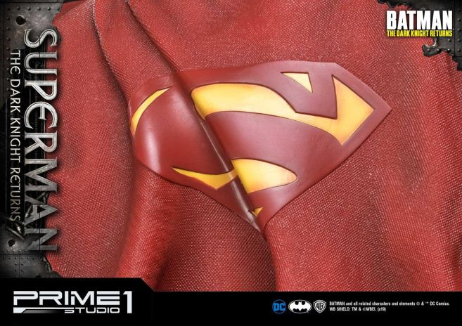 Prime 1 Studio - Superman - The Dark Knight Returns - 77