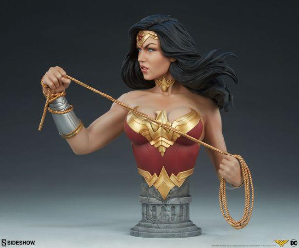 Sideshow - Wonder Woman - Wonder Woman Bust - 04