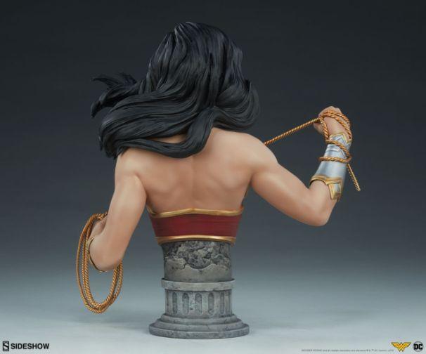 Sideshow - Wonder Woman - Wonder Woman Bust - 08
