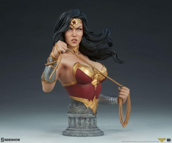 Sideshow - Wonder Woman - Wonder Woman Bust - 10