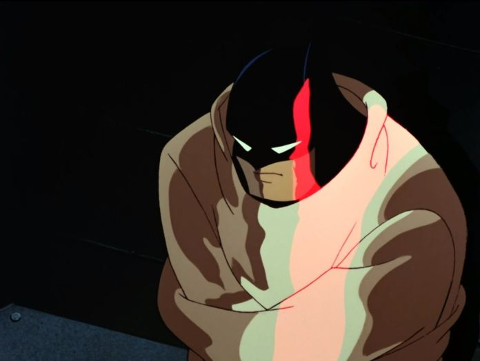 Batman the Animated Series Dreams in Darkness