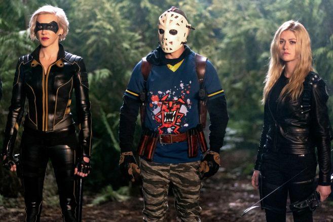 Arrow - Season 8 - Ep 07 - 10