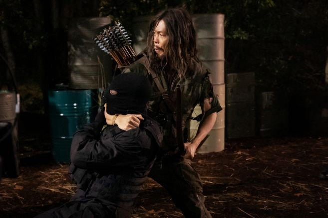 Arrow - Season 8 - Ep 07 - 16
