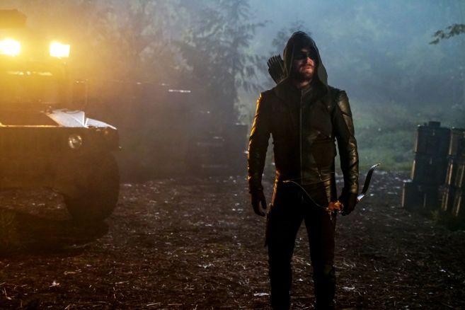 Arrow - Season 8 - Ep 07 - 18