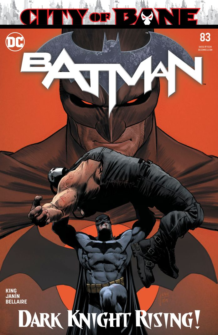 Batman 83 Review Batman News