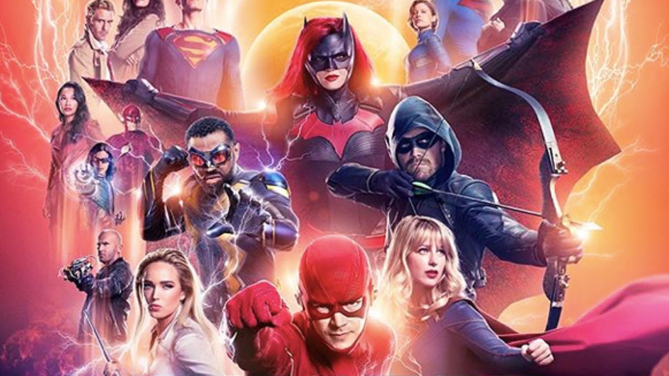Where To Start In The Arrowverse Timeline An Easy Infographic