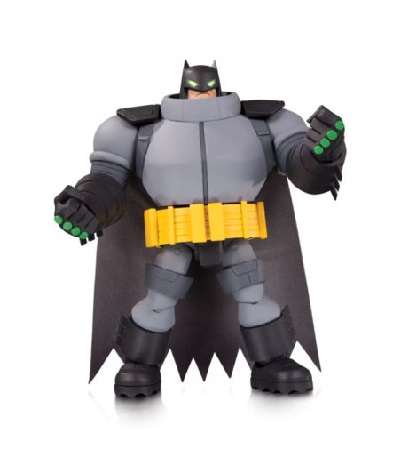 DC Collectibles - July 2020 - Batman the Adventure Coninutes - Armored Batman figure - 01