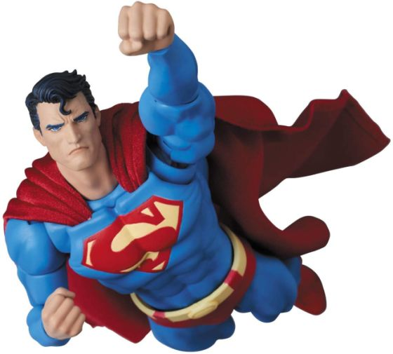 Medicom - MAFEX - Superman Hush - 06