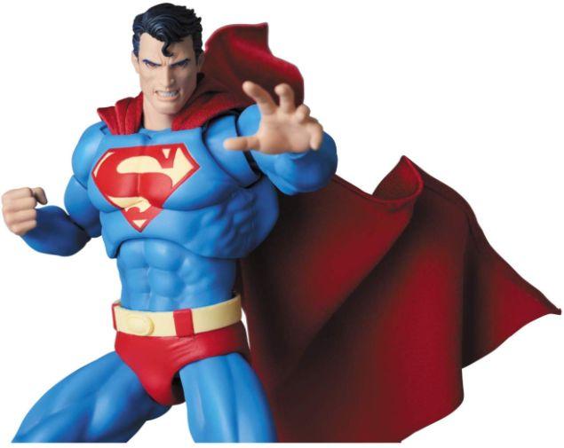 Medicom - MAFEX - Superman Hush - 08