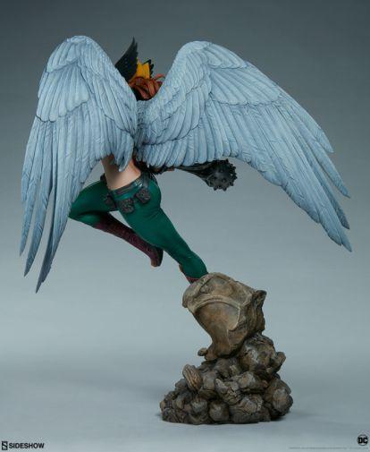 Sideshow - DC - Hawkgirl Premium Format Figure - 02