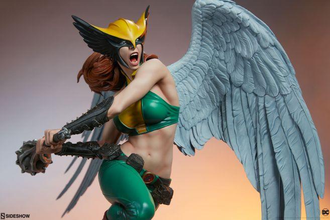 Sideshow - DC - Hawkgirl Premium Format Figure - 25