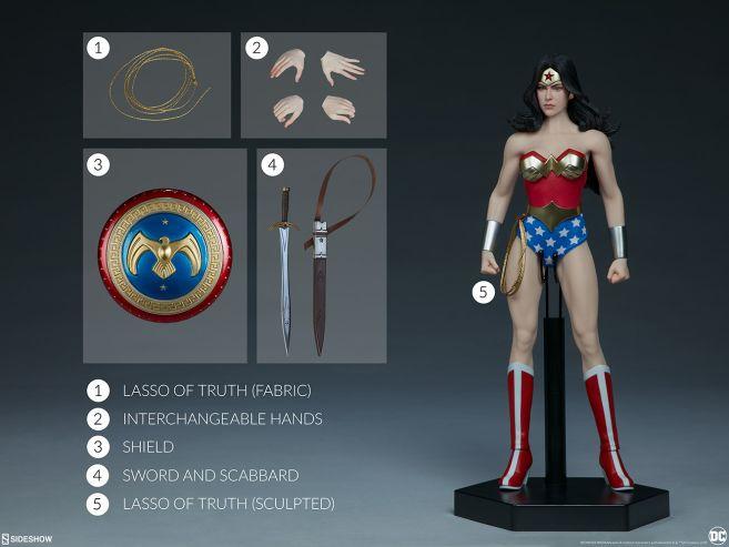 Sideshow - Wonder Woman - Sixth Scale Figure - 14