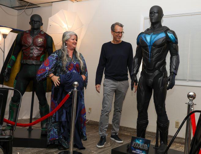Titans - Season 2 - Nightwing Costume - 03