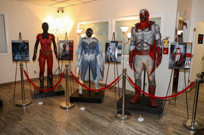 Titans - Season 2 - Nightwing Costume - 05