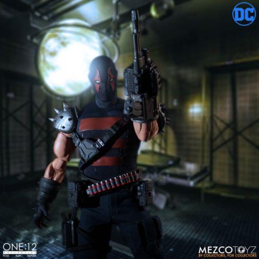 Mezco Toyz - Batman - KGBeast - 11