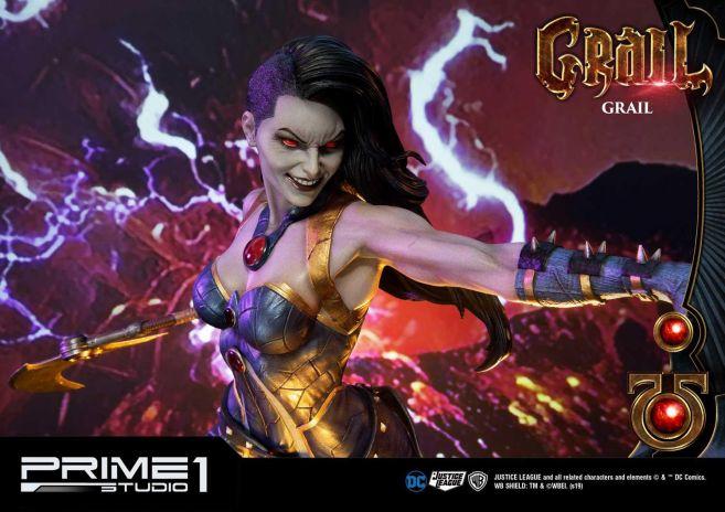 Prime 1 Studio - DC Comics - Grail - 15