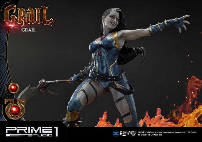 Prime 1 Studio - DC Comics - Grail - 17