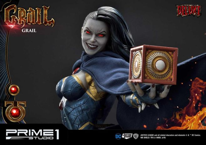Prime 1 Studio - DC Comics - Grail - 53