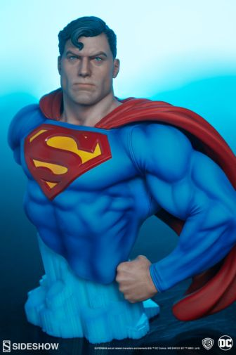 Sideshow - Superman - Superman Bust - 01