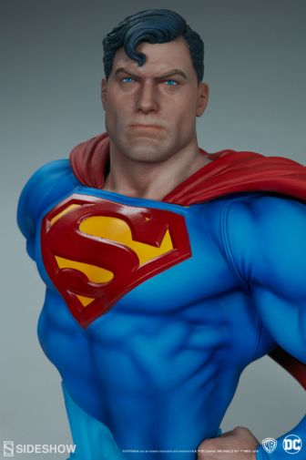 Sideshow - Superman - Superman Bust - 11