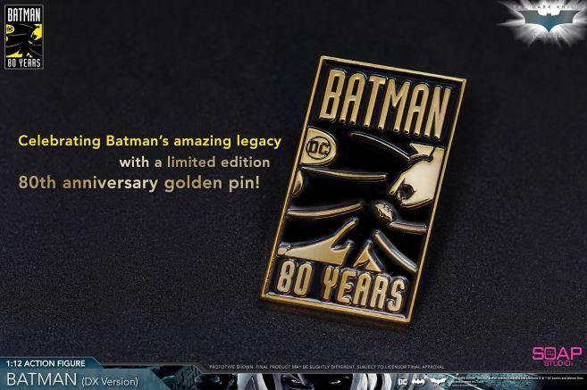 Soap Studio - The Dark Knight - Batman - Deluxe Edition - 07