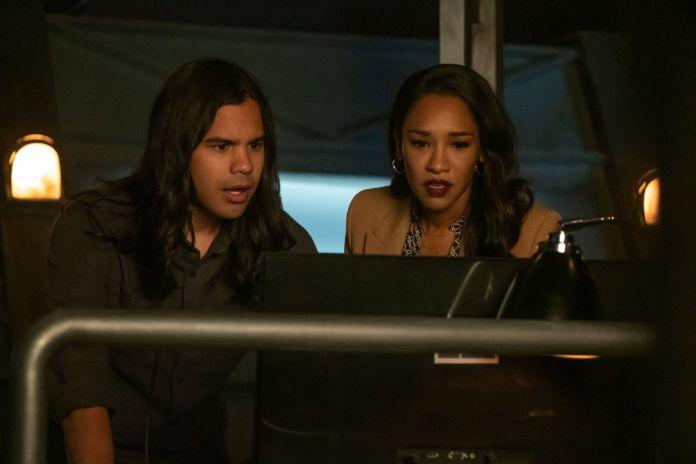 Flash - Cisco Ramon & Iris West-Allen