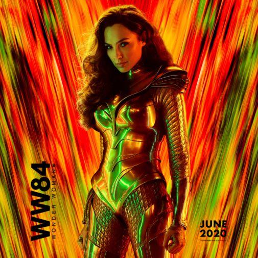 Wonder Woman 1984 - Character Poster - Wonder Woman - 01