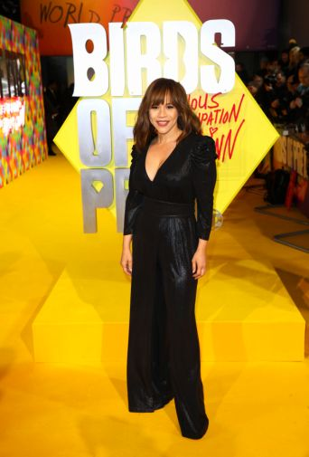 Rosie Perez attends the world premiere for Birds of Prey (and The Fantabulous Emancipation of One Harley Quinn) in cinemas February 7th. (Photo by Tim P. Whitby)