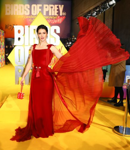 Mary Elizabeth Winstead attends the world premiere for Birds of Prey (and The Fantabulous Emancipation of One Harley Quinn) in cinemas February 7th. (Photo by Tim P. Whitby)
